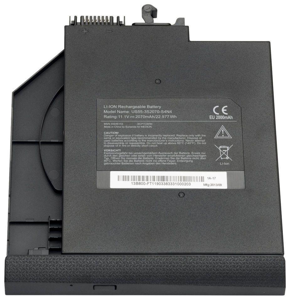 MEDION® BATTERY MODULE S62XX & S66XX SERIES