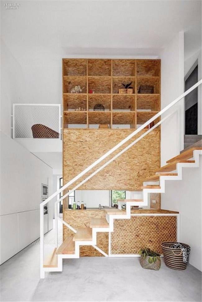 ... Wil Je Jouw Interieur In Huis Een Stoer En Industrieel Tintje   Designer  Bucherregal Osb Platten ...