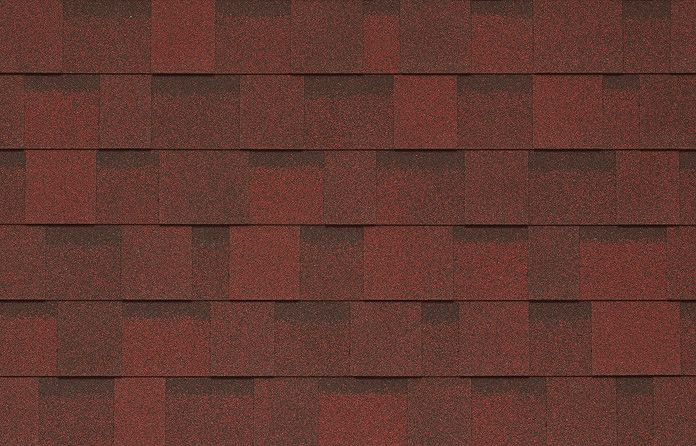Best Cambridge Riviera Red General Roofing Systems Canada 400 x 300