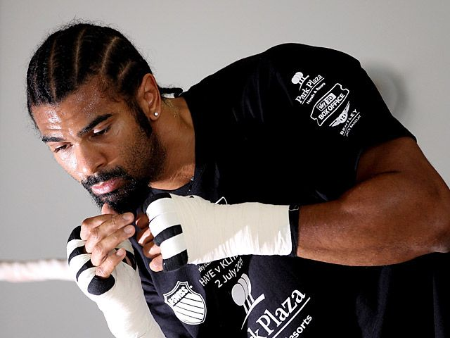 Result: David Haye knocks out Arnold Gjergjaj to set up Shannon Briggs clash