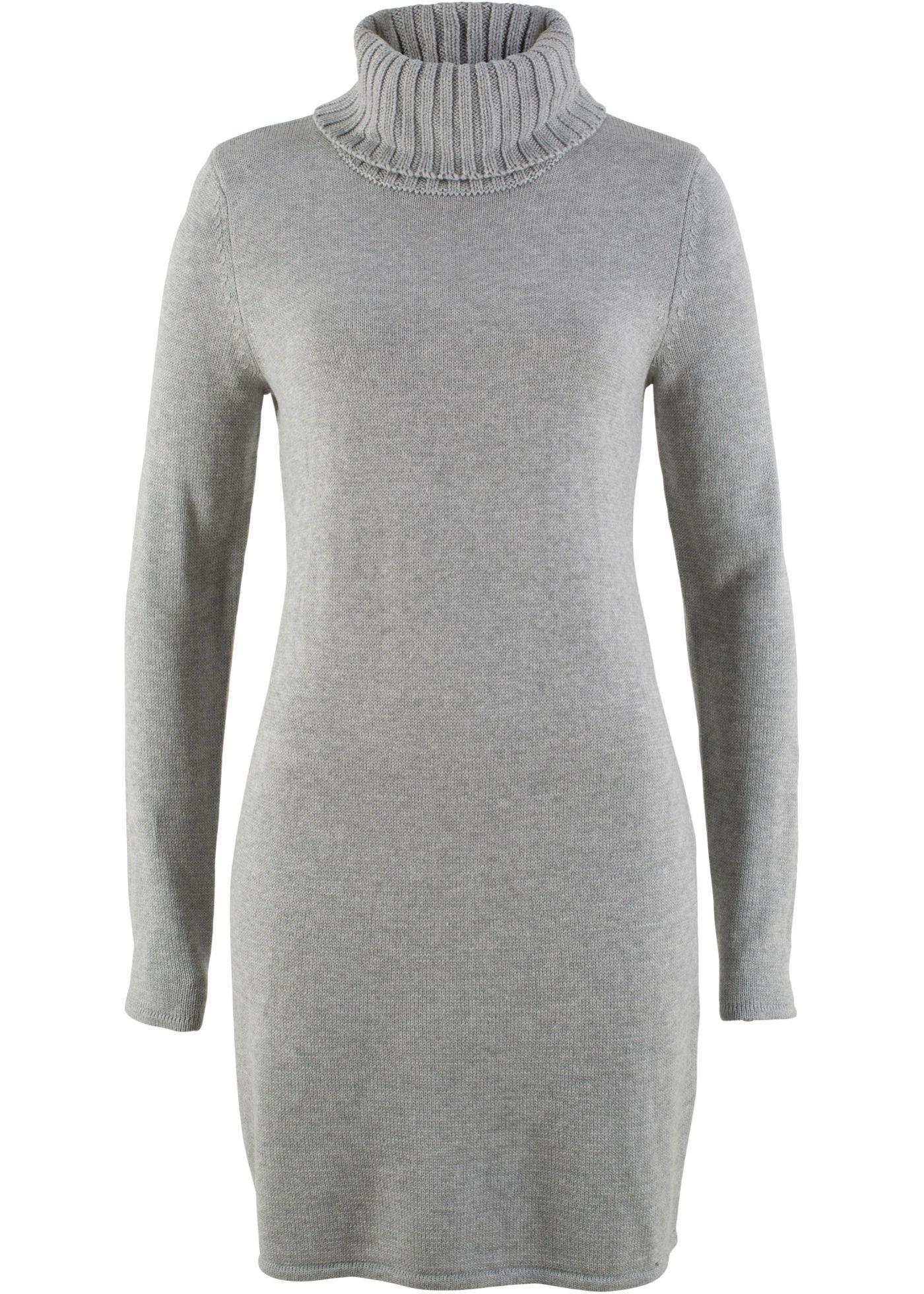 9ed36e0549cc Rolákové pletené šaty