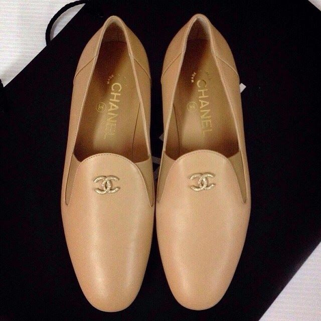 Chanel loafers, Men's wedding shoes
