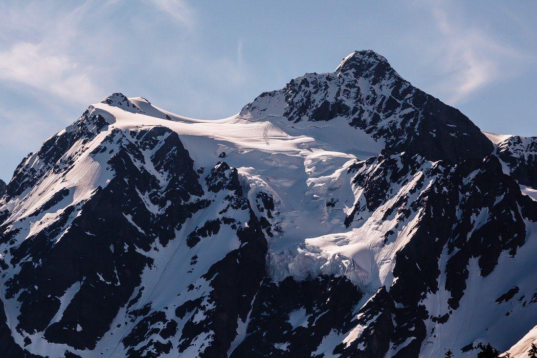 Artist Ridge, North Cascades, Viewpoint 1.2 miles RT