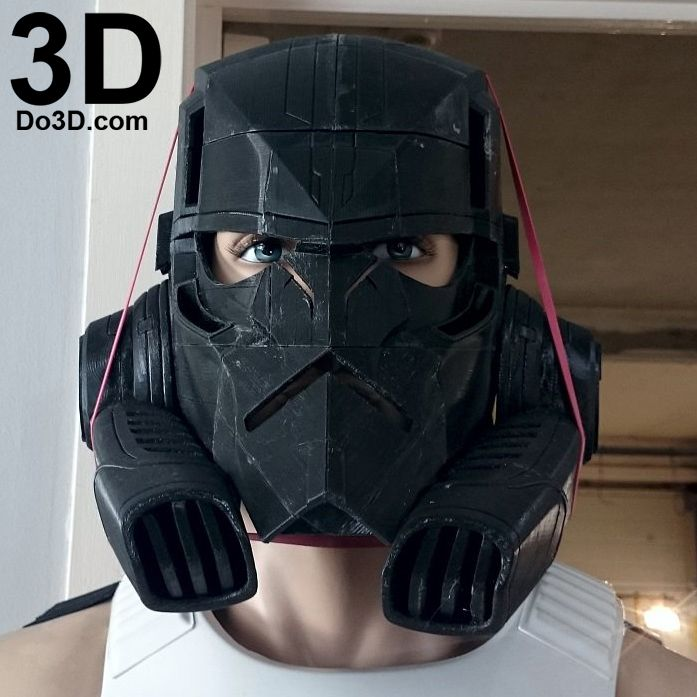 3d printable model variant star wars stormtrooper full. Black Bedroom Furniture Sets. Home Design Ideas
