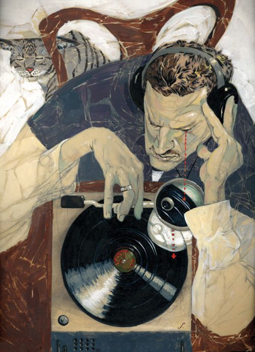 Audio Detective. Sterling Hundley