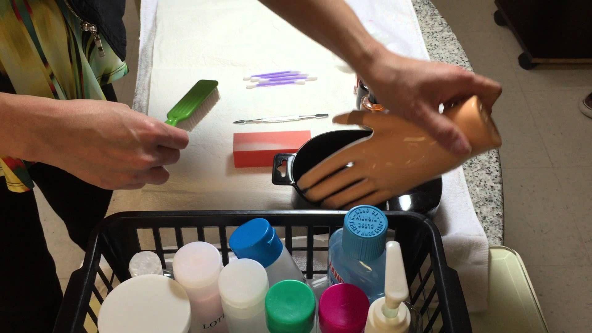 Pin on Nail Technician Courses Nail Technician Tips