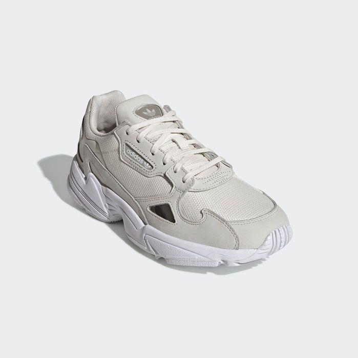 FALCON W Chalk White 10.5 Womens | Retro sneakers, Blue