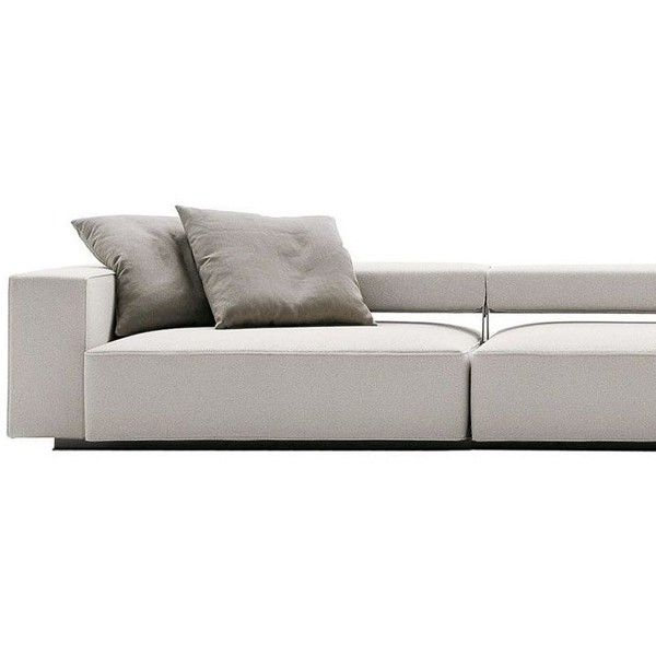 See This And Similar B B Italia Sofas This Pin Was Discovered By Kay Kay Discover And Save With Images Sofa Furniture Modern White Living Room Furniture Bedside Table