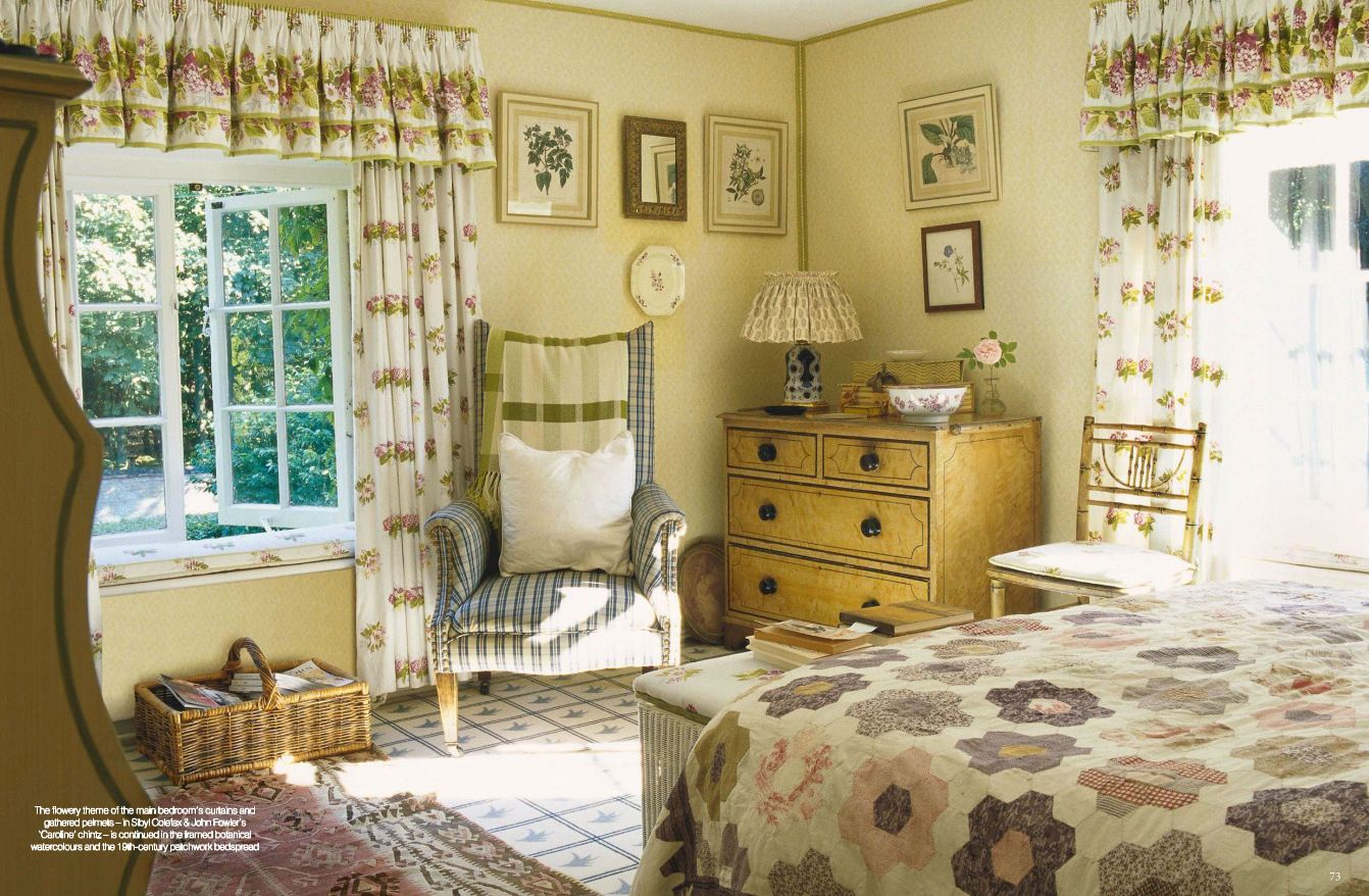 1000 images about colefax and fowler on pinterest world for English country bedrooms