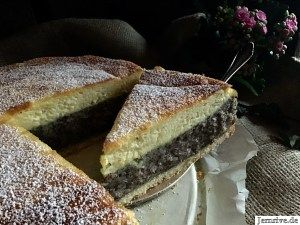 Photo of Poppy seed cake with sour cream – from my cake and cake blog