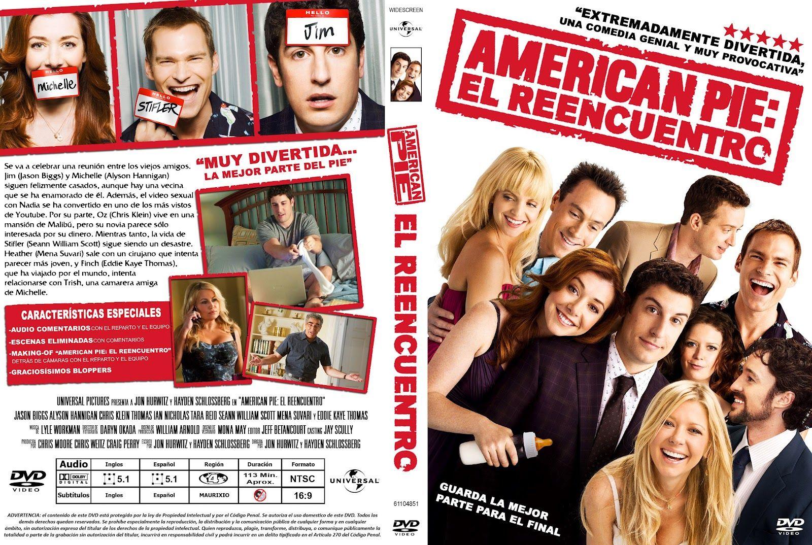 American Pie: El Reencuentro. (American Reunion). (2012)