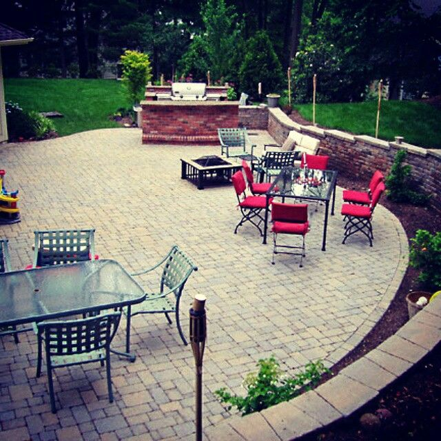 @GrinnellPavers #berkshire #buckskin #pavers #grinnell # ... on Sparta Outdoor Living id=96224