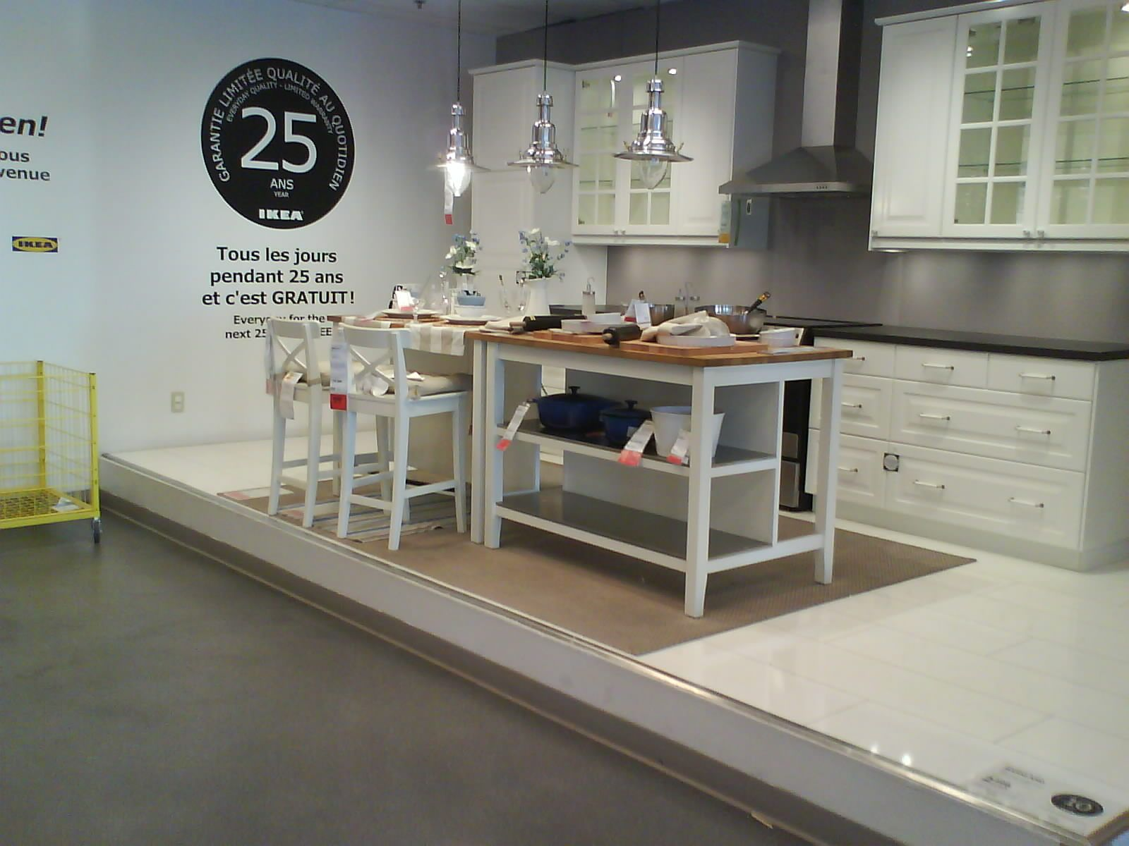 Ikea kitchen showroom cdxndcom home design in pictures tv for Kitchen design showroom