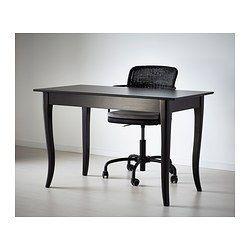 Ikea Leksvik Bureau.Ikea Leksvik Desk Solid Wood Is A Durable Natural Material