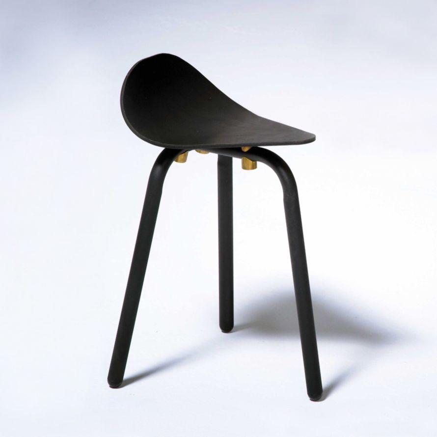 Castor the biker stool flodeau stools sillas - Muebles castor ...