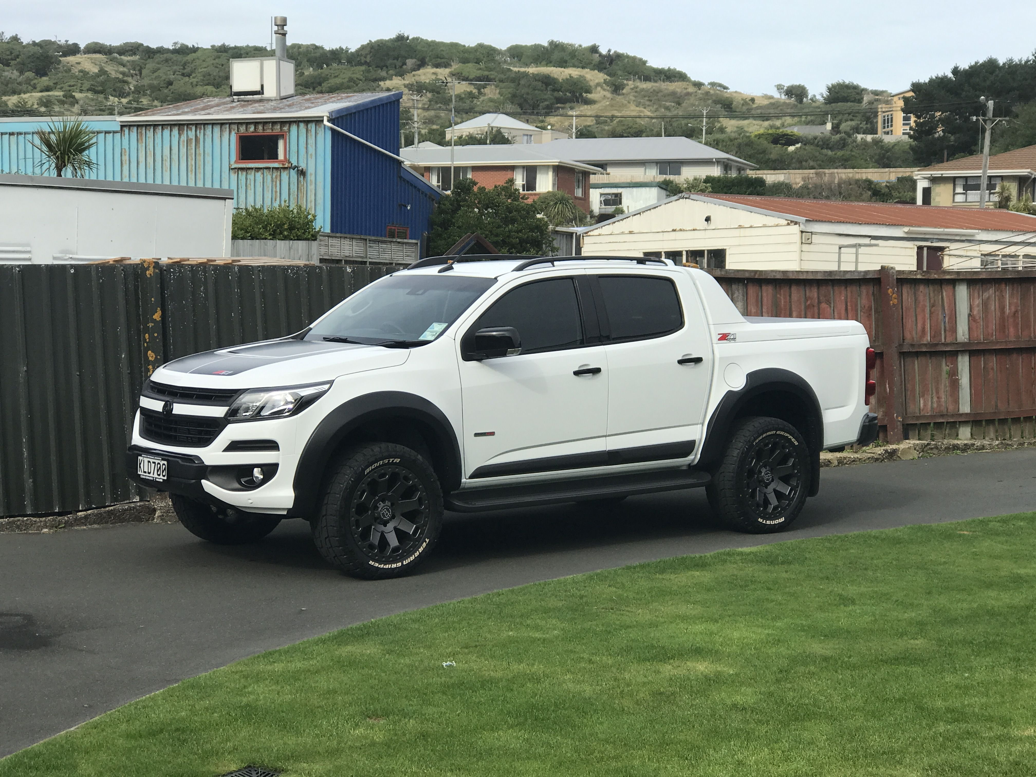 holden colorado 2017 2inch lift on 20 rims holden colorado z71 pinterest holden. Black Bedroom Furniture Sets. Home Design Ideas