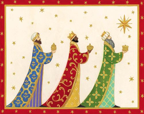 São três os magos do Natal, antigos cartões postais no Dia de Reis |  Cartões de natal vintage, Arte natal, Natal vintage