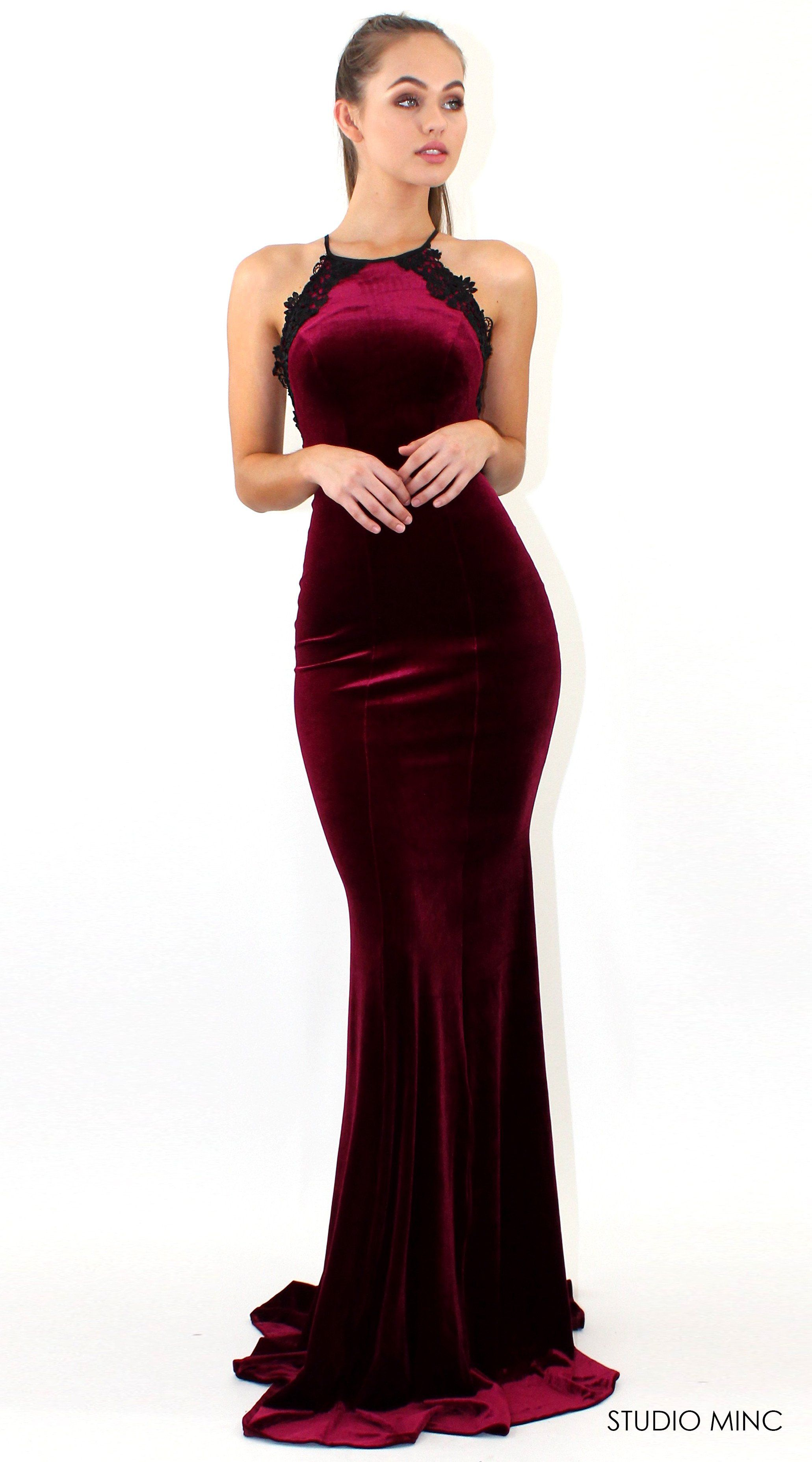 Burgundy promise dresses for evening party pinterest dresses