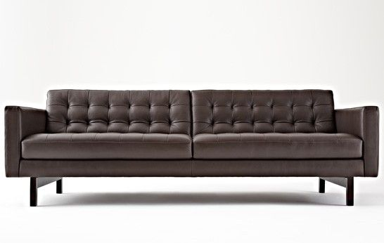 American Leather S Parker Sofa Sofa Long Walls American