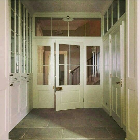 Ben Pentreath the china cabinet and pantry we\u0027ve designed Fawley House. Simple beautifully made country-house joinery & Doors transom windows. | Doors doors doors | Pinterest | Transom ...