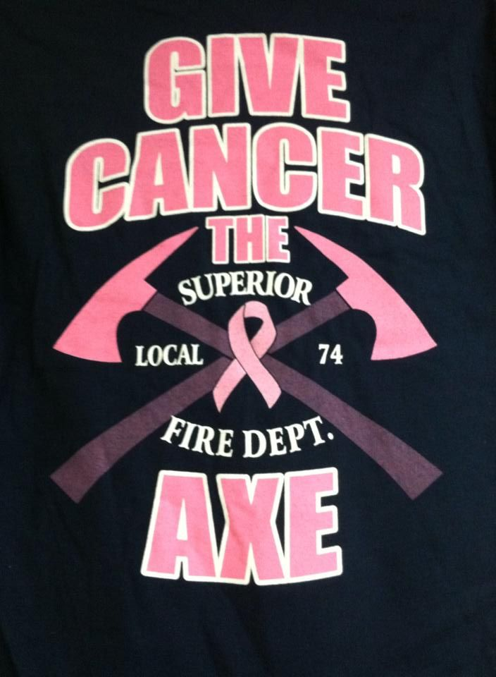 Pin On Firefighter Breast Cancer Shirts