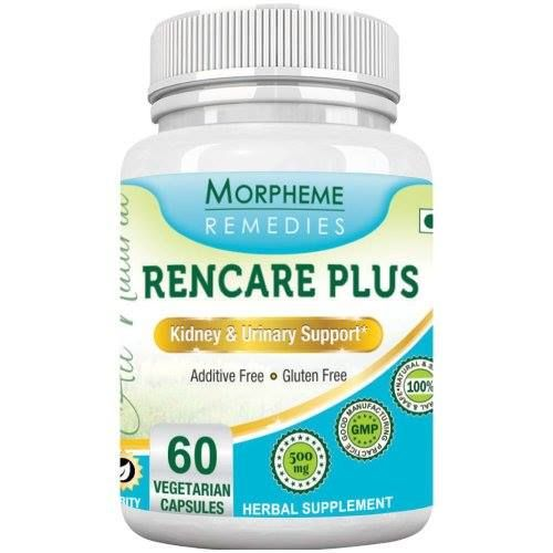 Morpheme Rencare Plus For Kidney And Urinary Support