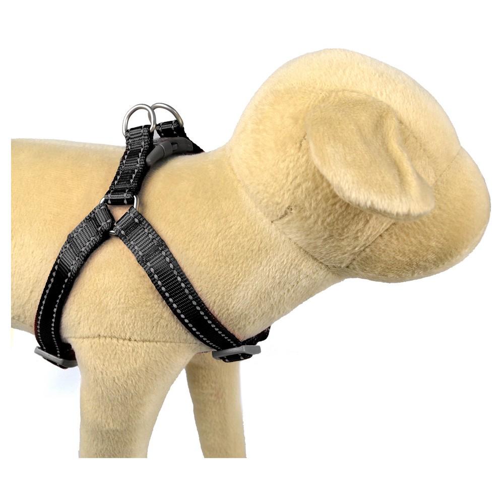 Core Reflective Pet Harness Black Xs Boots Barkley Dog