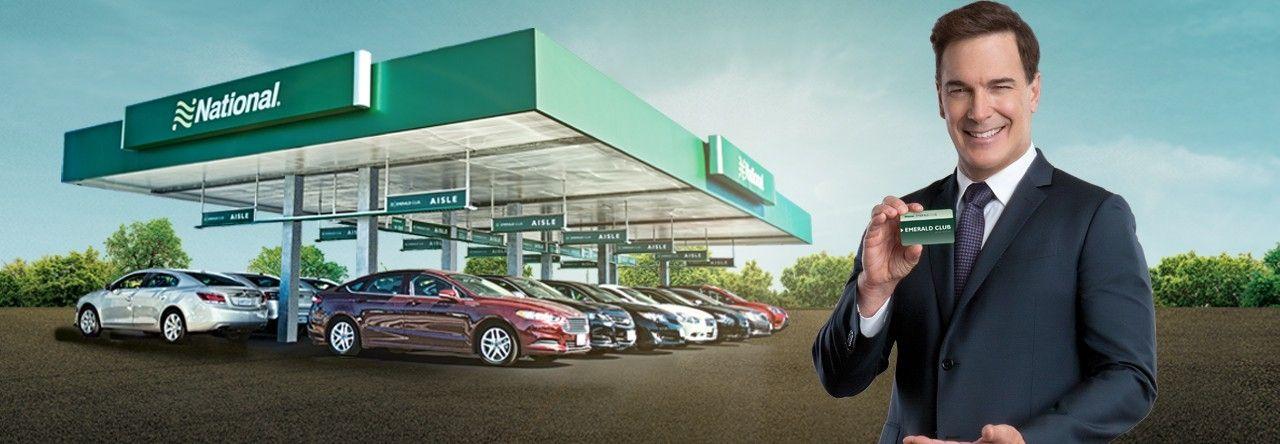 Emerald Club Loyalty Program National Car Rental