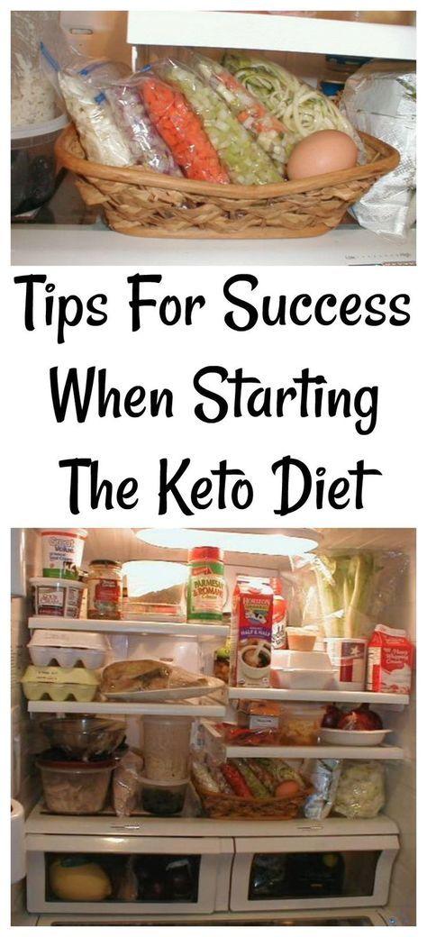 Tips For Success When Starting The Keto Diet | Keto diet ...