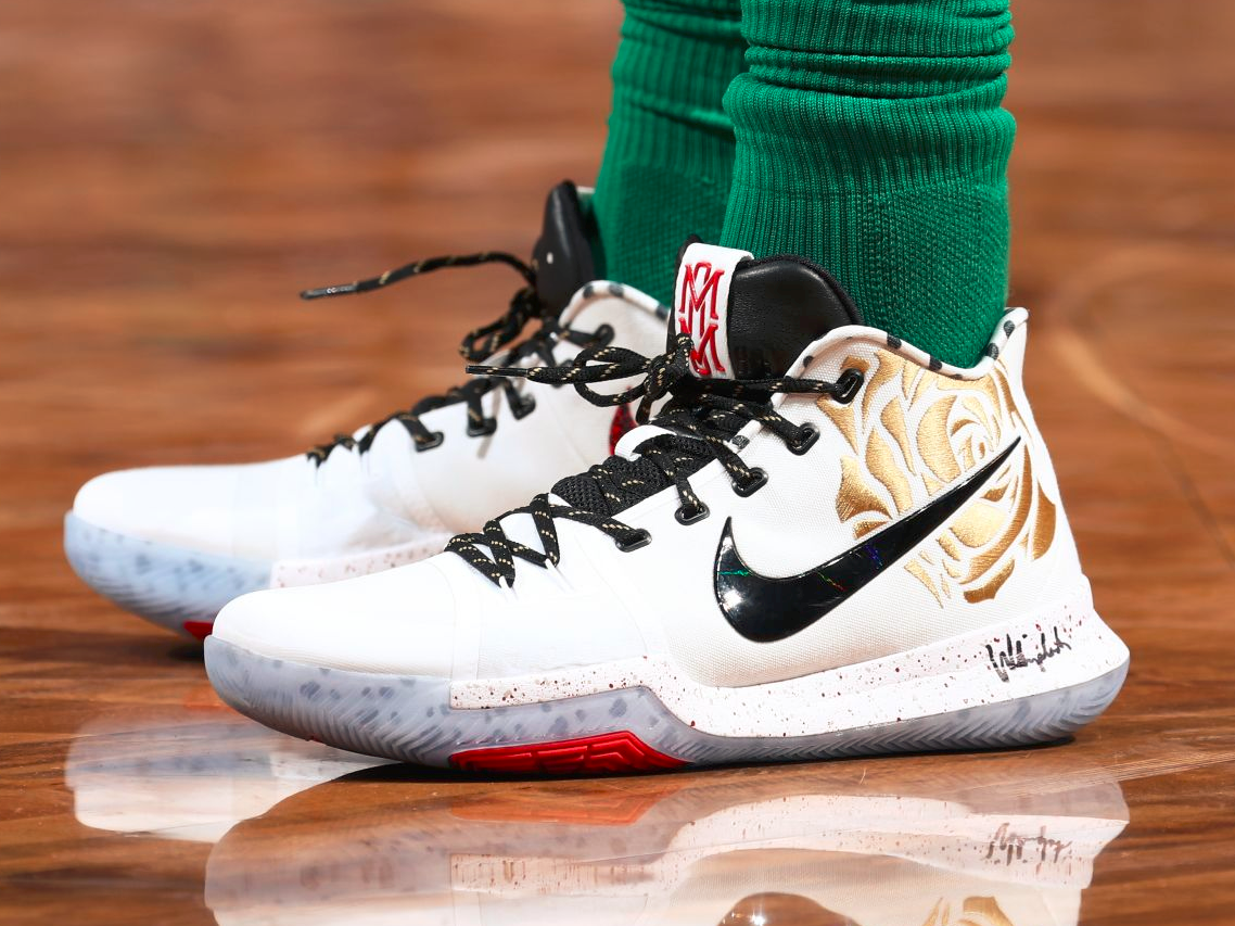 watch a1c6e 7a29b Who had the best sneakers of Week 5 in the NBA? in 2019 ...