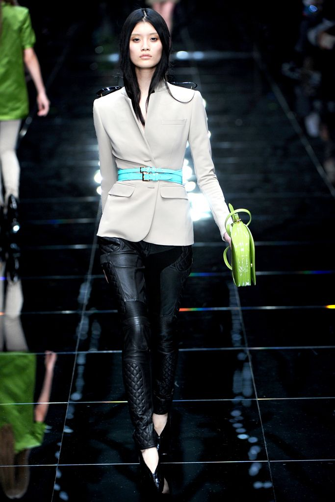 Burberry Prorsum Spring 2011 Ready-to-Wear Collection