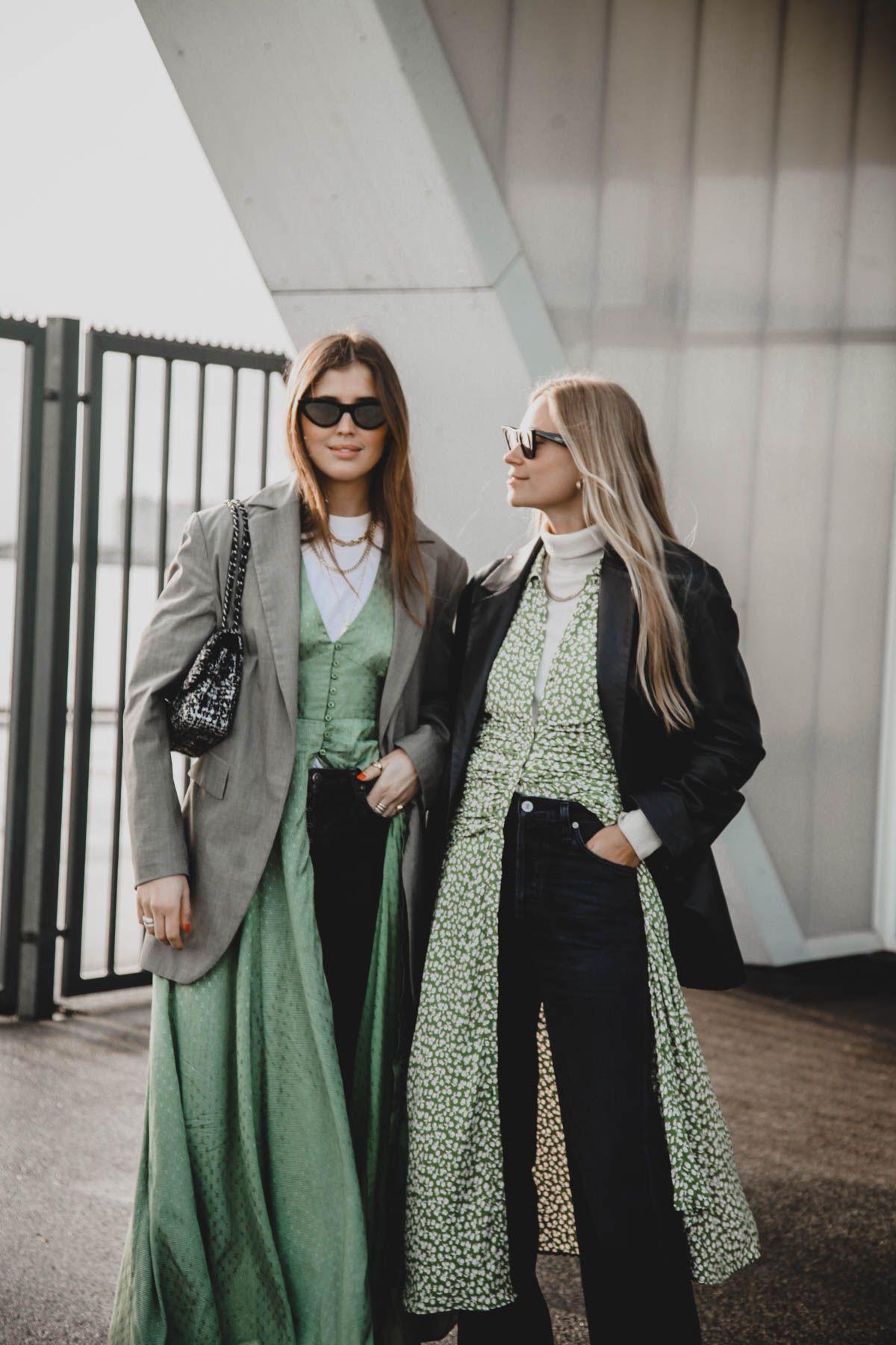 Best Street Style from Copenhagen Fashion Week AW20