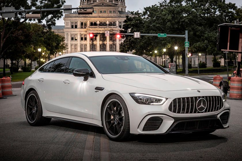 Mercedes Amg Gt 53 4 Door Coupe Pricing Revealed Mercedes Amg