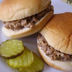 Slider Style Mini Burgers Recipe Food Recipes Mini