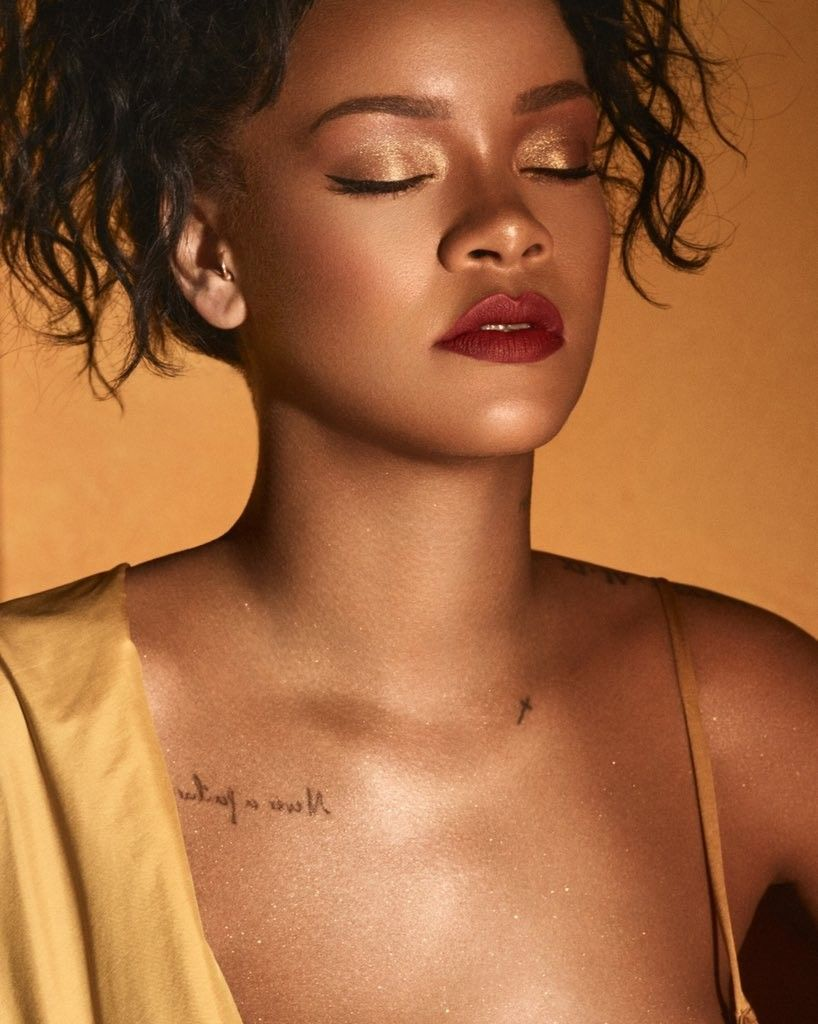 Pin by mazz on Hot Black Girls Rihanna fenty beauty