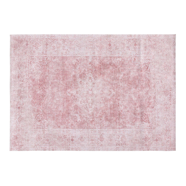 Roze Geweven Tapijt 140x200 Op Maisons Du Monde Snuffel Tussen De Meubels En Decoratievoorwerpen En Doe Een Maximum Aan Ide Roze Tapijt Tapijt Tapijt Woonkamer