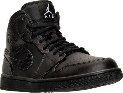 5daa244d943cf Men s Air Jordan Retro 1 Mid Retro Basketball Shoes