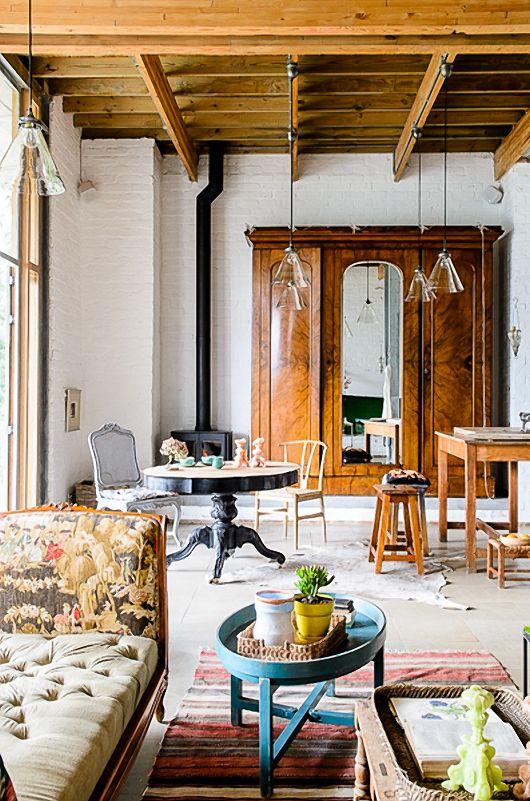 Botanisch interieur woontrend | clinic/ Ontwerpen & Styling ...