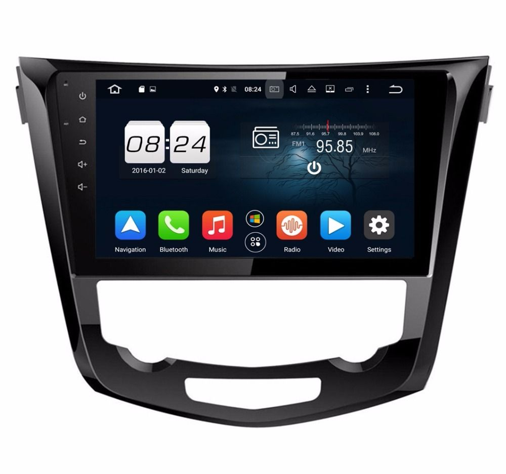 2gb Ram Octa Core 10 1 Android 6 0 Car Audio Video Player For