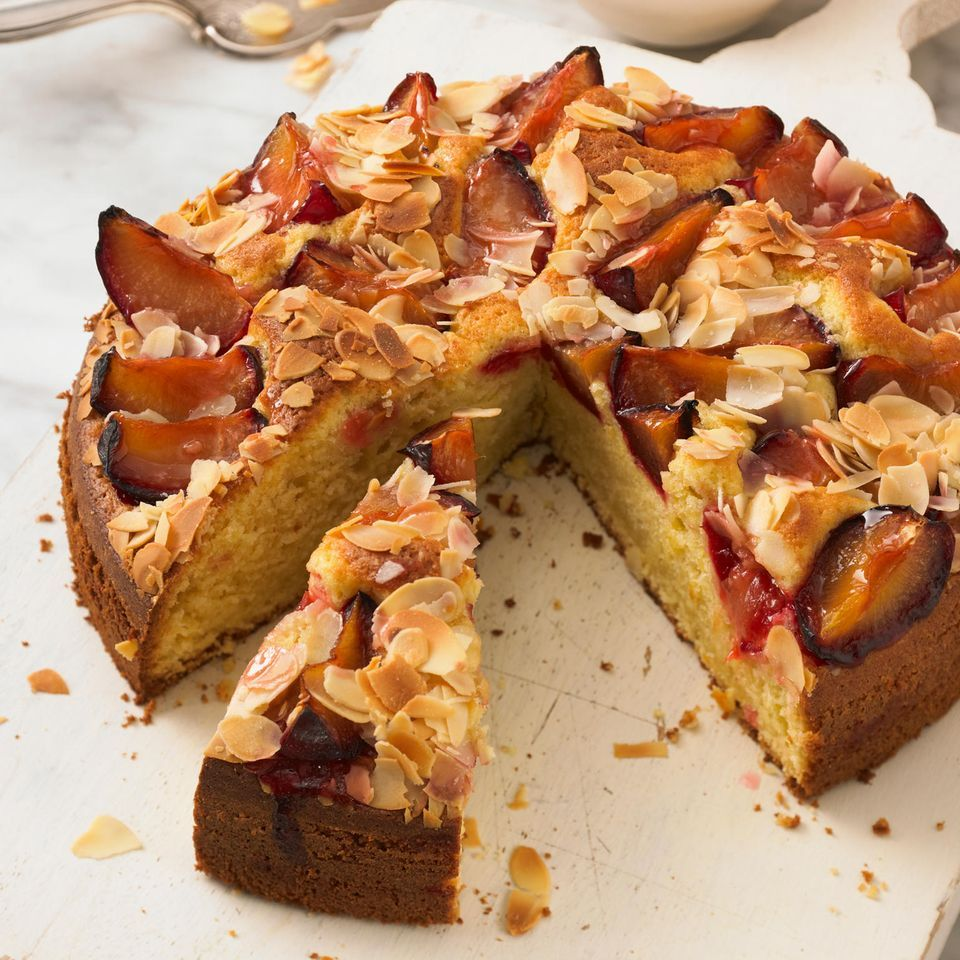 Olivenol Kuchen Mit Pflaumen Rezept Mit Bildern Rezepte Kuchen Kuchen Und Torten