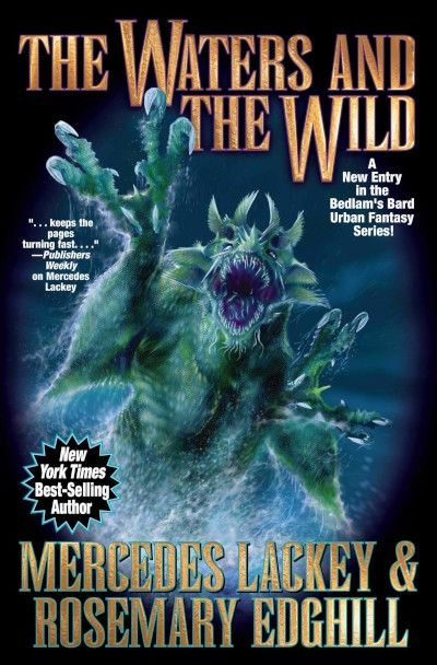 The Waters and the Wild by Mercedes Lackey, Rosemary