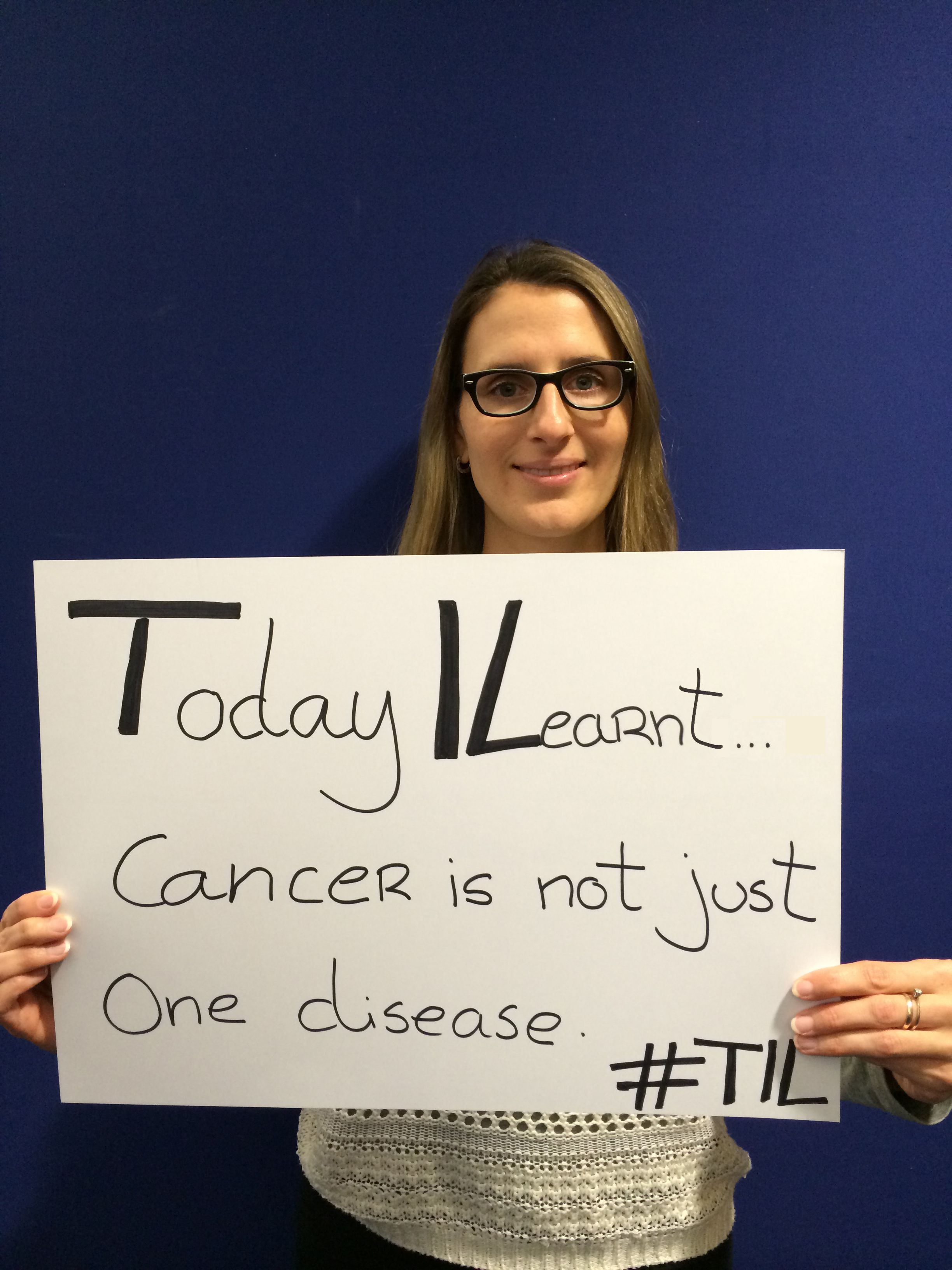 See what Boehringer employees learnt today for #WorldCancerDay