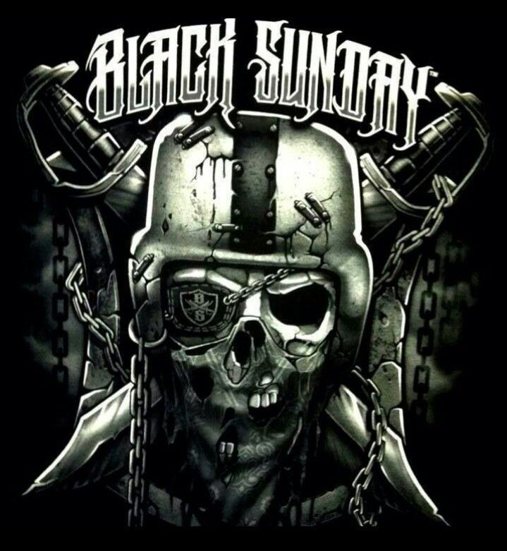 05cb6aa71 black sunday clothing - Google Search Nfl Oakland Raiders