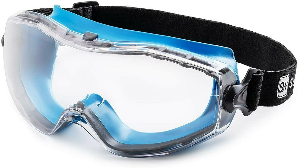 Solidwork Safety Goggles With Universal Fit, Safety