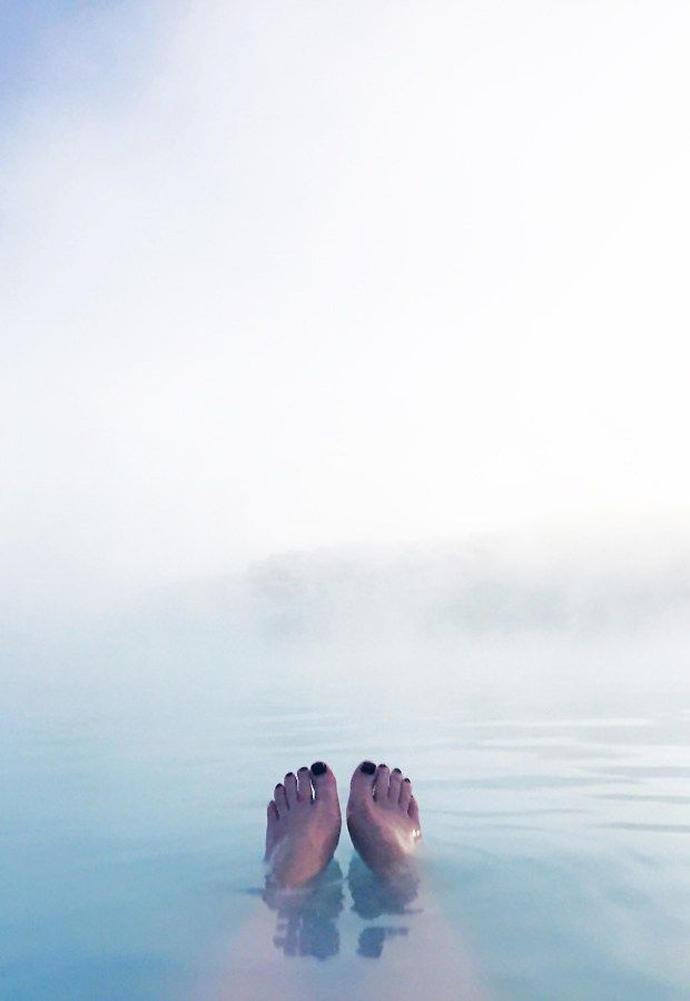 Iceland | A visit to the Blue Lagoon | These Four Walls blog