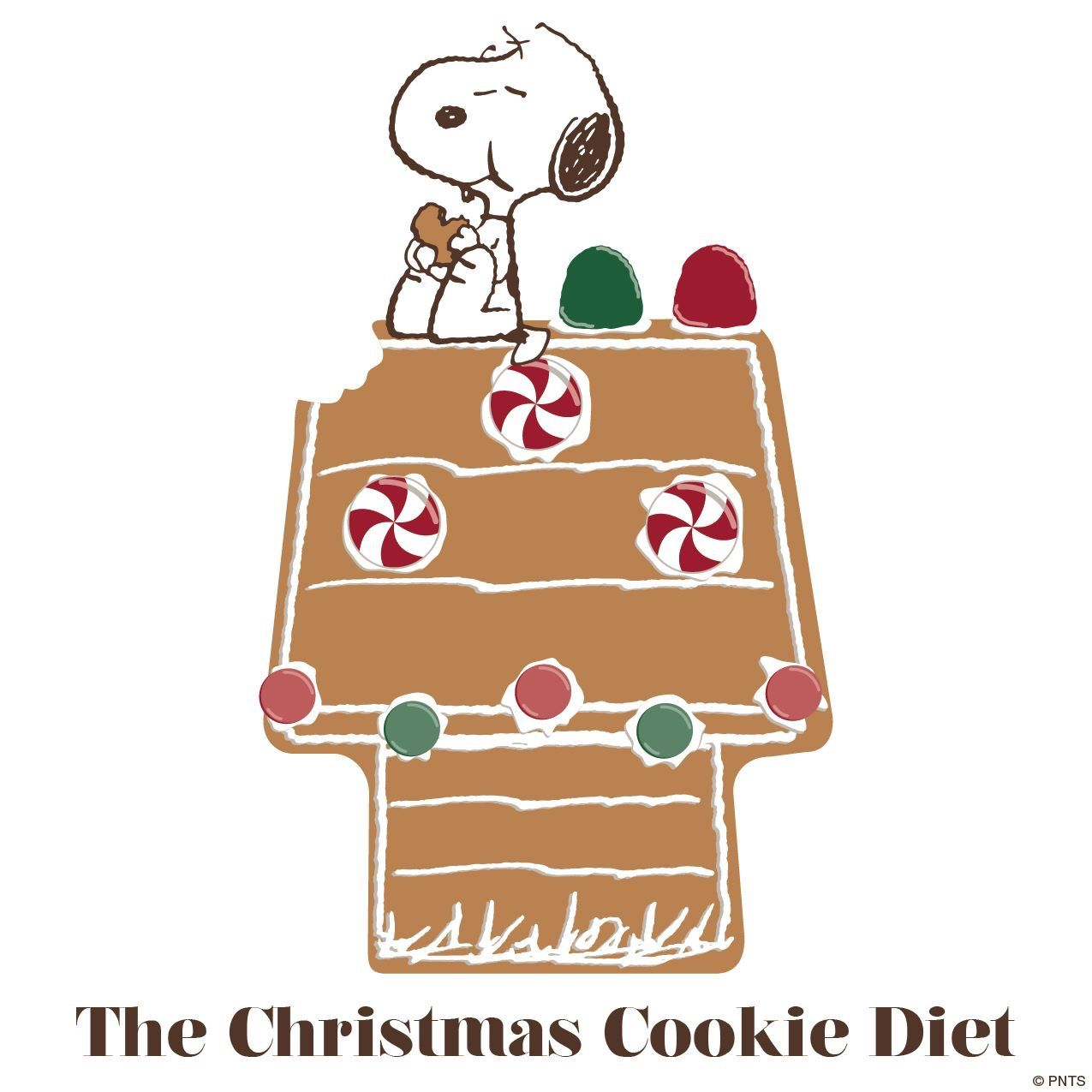 The Christmas Cookiet