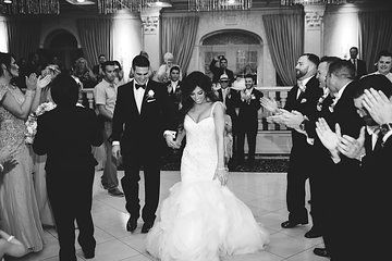 Photo From Jessica Mike Collection By Philip Siciliano Photography Our Entrance Mermaid Wedding Dress Dream Wedding Mermaid Wedding