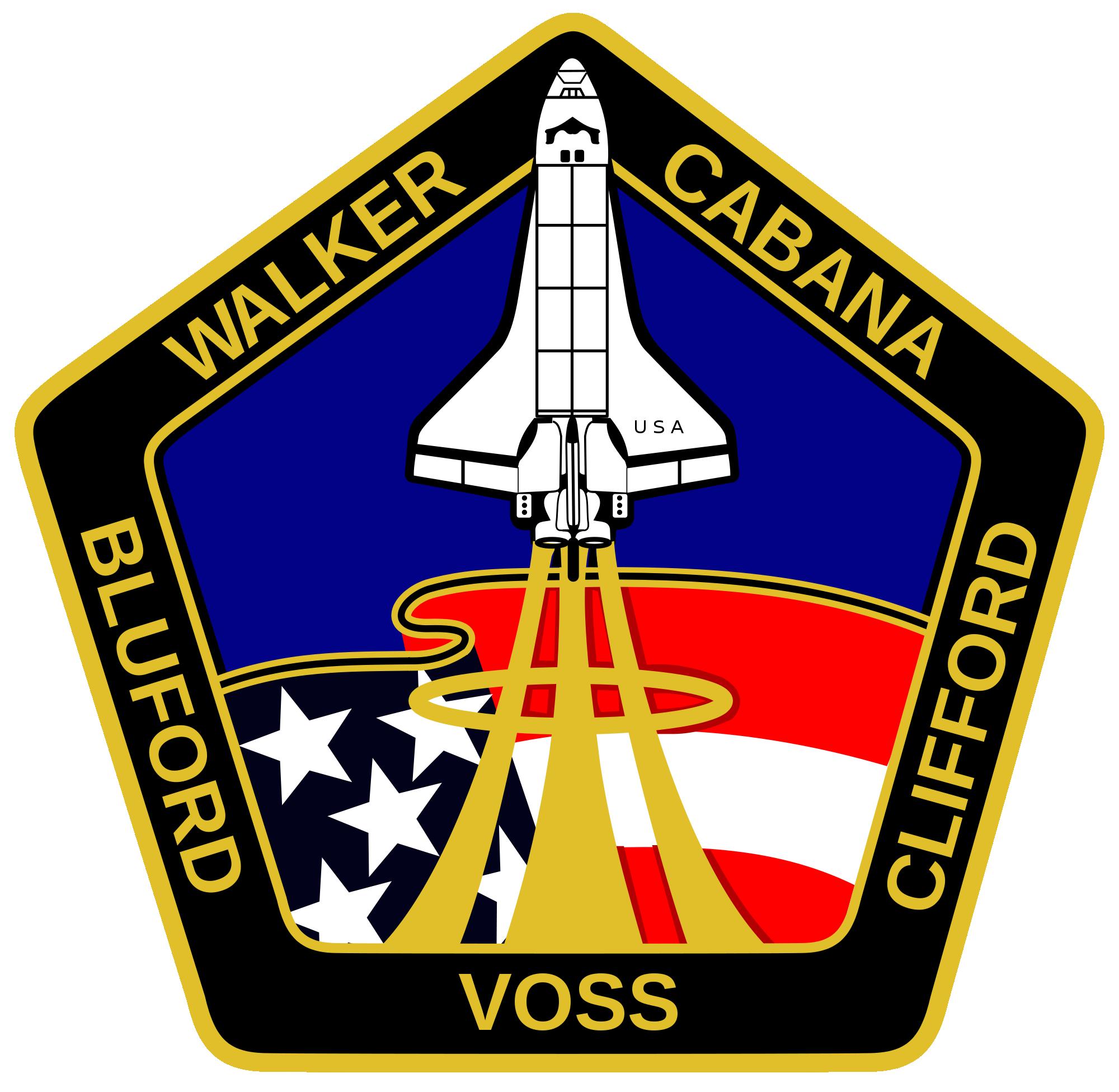 STS53.jpg (imagem JPEG, 639 × 639 pixels) Space shuttle
