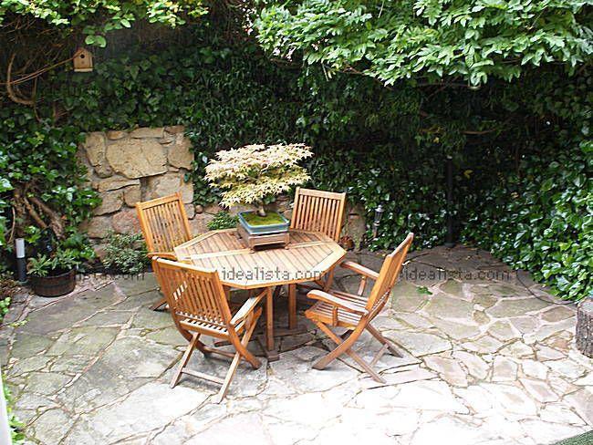 el encanto de los suelos de piedra terraza Pinterest Suelos de