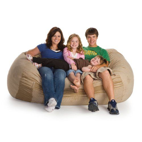 The Large Comfort Sac Corduroy Foam Sofa Is A Flashback With Staying Power A Great Combination Of Classic Durable Corduroy And The Ultimate Comfort Of An Idee